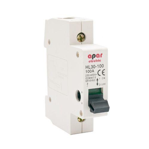 Rozłącznik izolacyjny 100A 1P