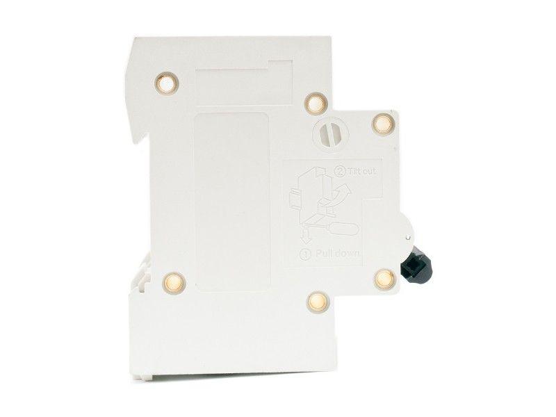 Wyłącznik nadprądowy C40 3P APAR ELECTRIC 3-fazowy
