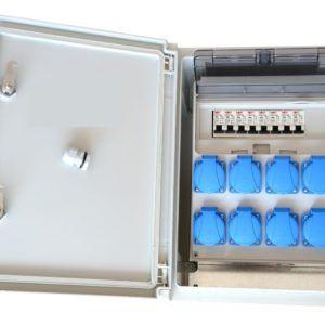 Rozdzielnia elektryczna IP65 XC316W Rozdzielnica