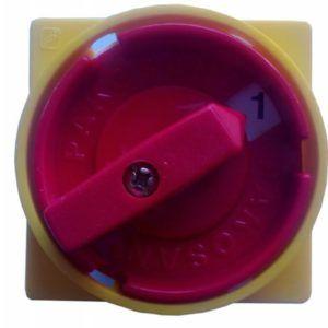 Wyłącznik tablicowy 01 32A 1 faz Łącznik krzywkowy