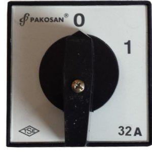 Wyłącznik tablicowy 01 32A 3 faz Łącznik krzywkowy