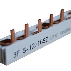 3F - S12 szyna sztyftowa bolcowa prądowa łączeniowa