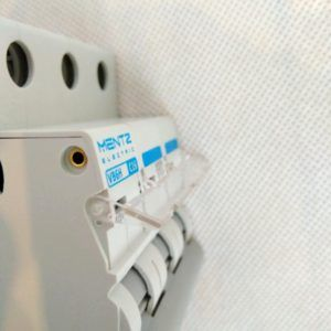 M C16 3P Wyłącznik nadprądowy C16A 3-faz bezpiecznik 3P