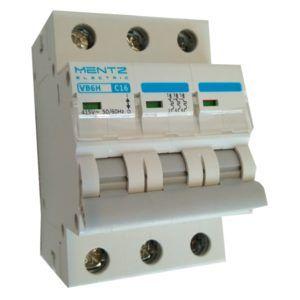 M C20 3P Wyłącznik nadprądowy C20A 3-faz bezpiecznik 3P