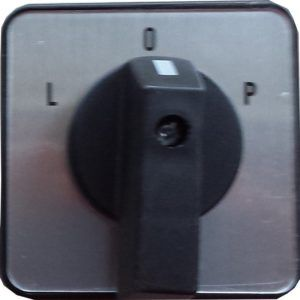 Wyłącznik tablicowy LOP 32A Łącznik krzywkowy