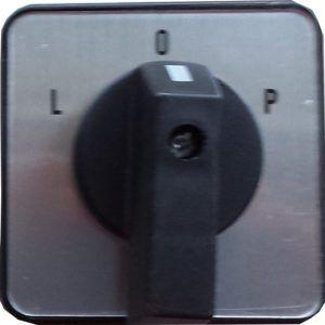 Wyłącznik tablicowy LOP 16A Łącznik krzywkowy