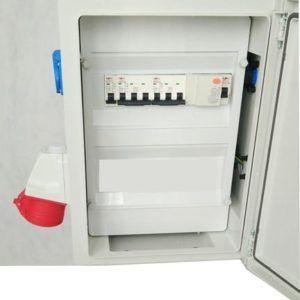 Rozdzielnia elektryczna IP65 MBSL Przyłącze budowlana