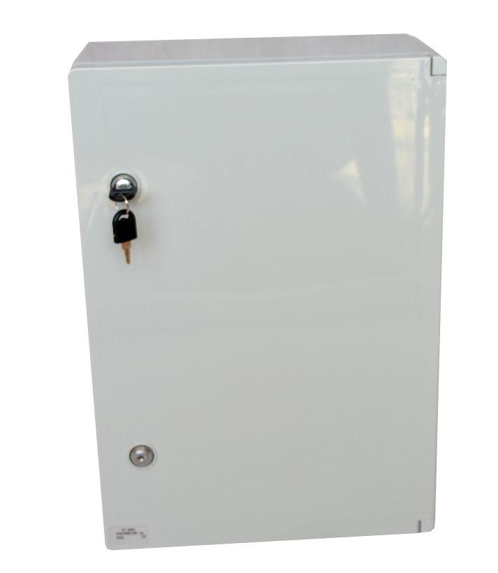 C7Z Skrzynka elektryczna IP65 rozdzielnia 2 zamki