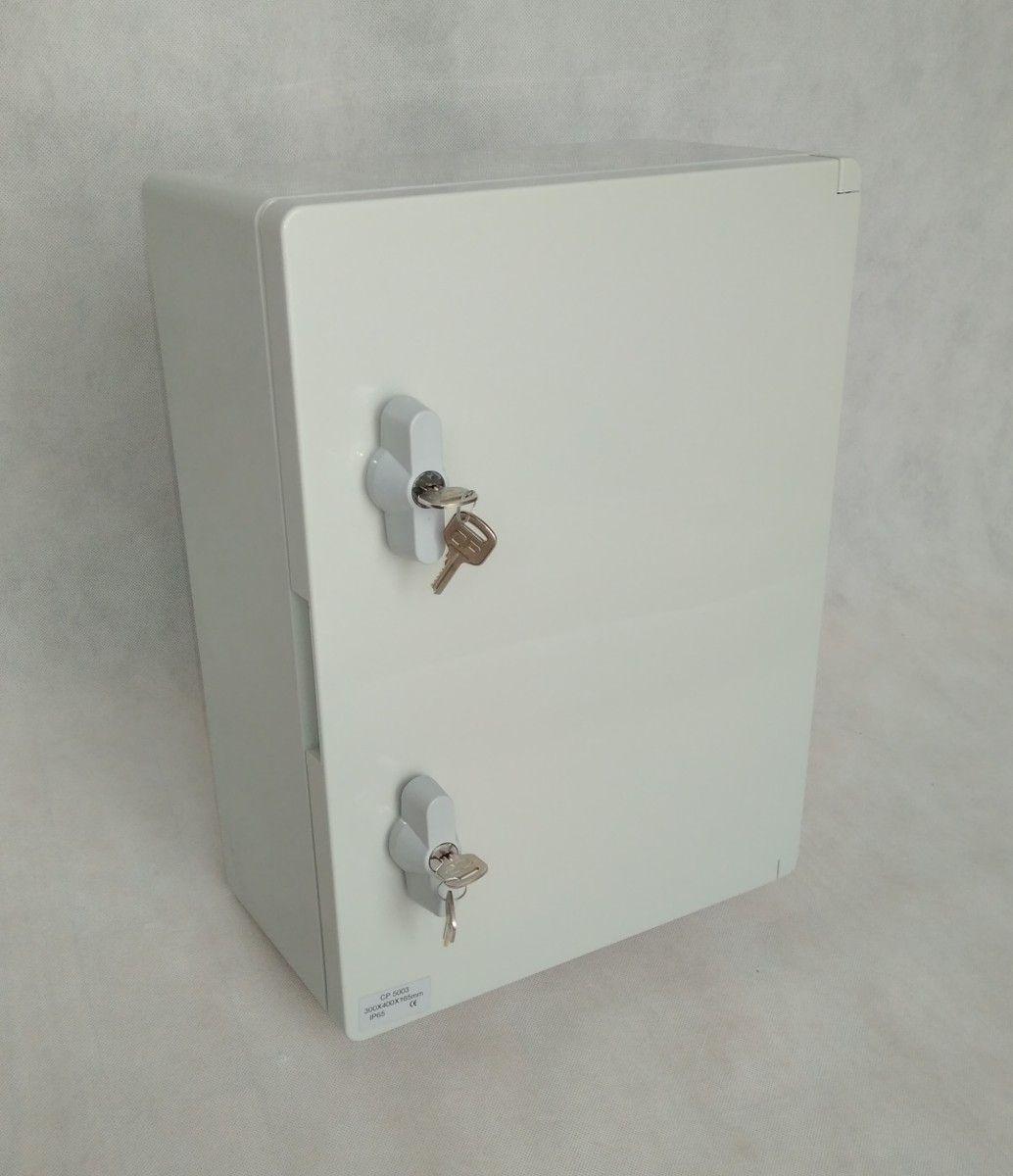 C3Z 300x400mm Skrzynka elektryczna IP65 rozdzielnia CP5003 Z