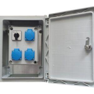 Rozdzielnia elektryczna IP65 XR316R Erbetka