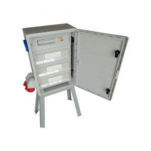 Rozdzielnia elektryczna I65 Przylacze budowlane MBL2