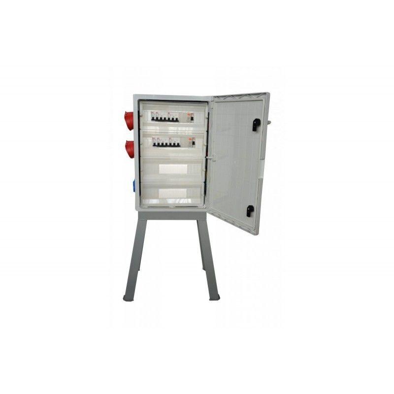 Rozdzielnia elektryczna I65 Przylacze budowlane
