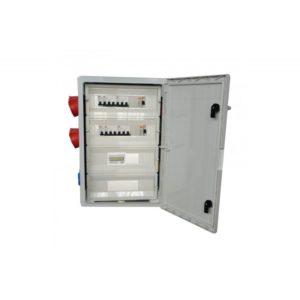 Rozdzielnia budowlana elektryczna IP65 MBL licznik