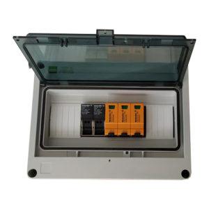 Rozdzielnica PV fotowoltaika 1000V DC PW1M+ 1MPPT