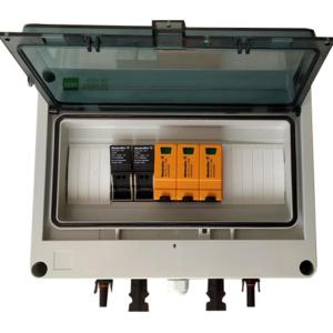 Rozdzielnica PV fotowoltaika 1000V DC PW1+ 1MPPT