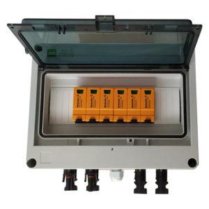 Rozdzielnica PV fotowoltaika 1000V DC PW2 2MPPT