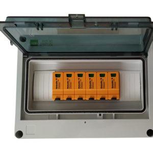 Rozdzielnica PV fotowoltaika 1000V DC PW2M 2MPPT