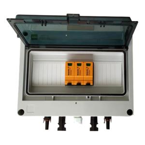Rozdzielnica PV fotowoltaika 1000V DC PW1 1MPPT
