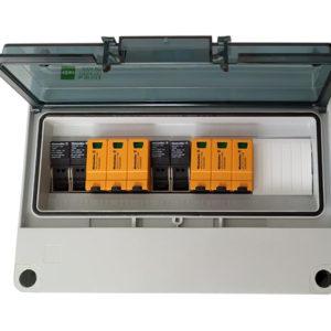 Rozdzielnica PV fotowoltaika 1000V DC PW2M+ 2MPPT
