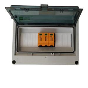 Rozdzielnica PV fotowoltaika 1000V DC PW1M 1MPPT