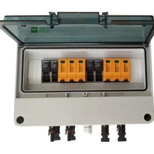 Rozdzielnica PV fotowoltaika 1000V DC PW2+ 2MPPT