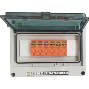 Rozdzielnica PV fotowoltaika 1000V DC SW2M 2MPPT