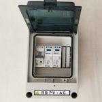 Rozdzielnica PV AC fotowoltaika ACP1 EATON 1 faza